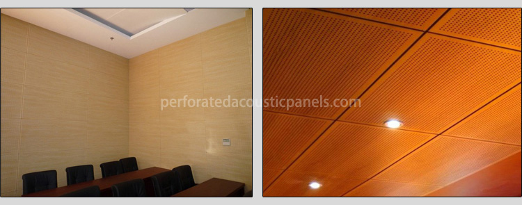 Perforated Ceiling Tiles Perforated Acoustic Ceiling Tile