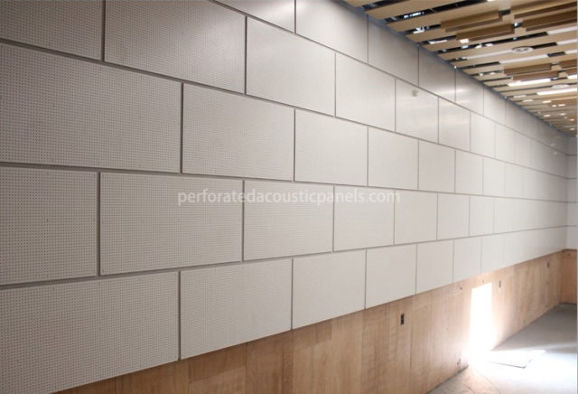 Perforated MDF