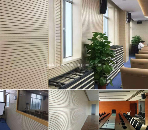 Perforated Wall Panels