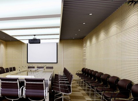 Timber Acoustic Panels Perforated Acoustic Panels
