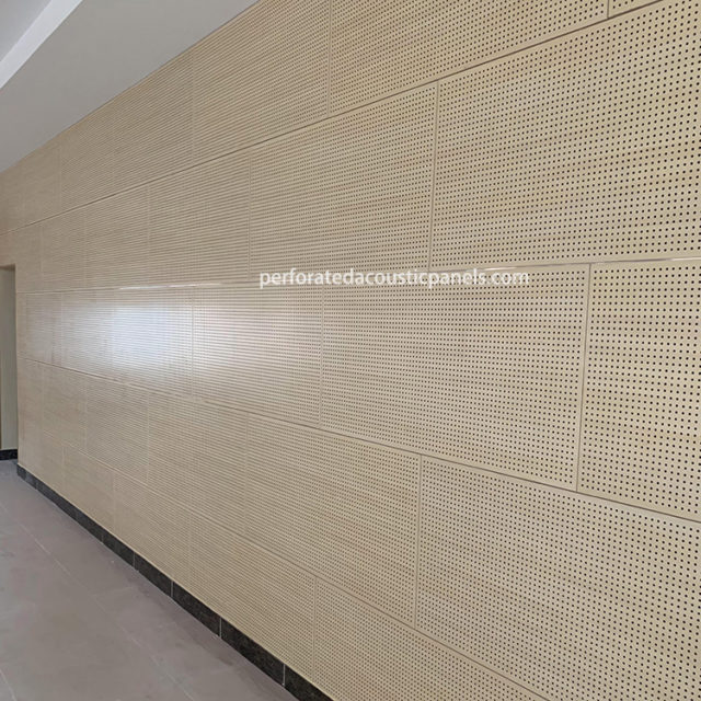 Acoustic Wood Walls Acoustical Wood Panels Perforated Wood Acoustic Walls