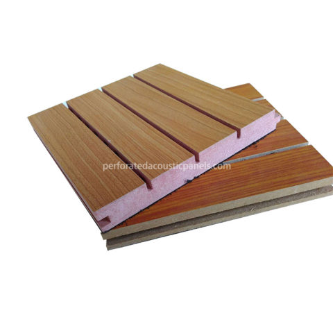 Grooved Timber Panels Factory Grooved Acoustic Wall Panels Grooved Wall Panels