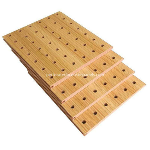 Perforated Wood Acoustic Wall Panels Perforated Acoustic Panel China Perforated Acoustic Panel Suppliers