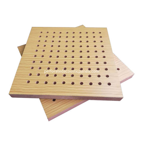Wood Absorptive Panels Manaufacturer Acoustic Wooden Systems Sound Absorption Board
