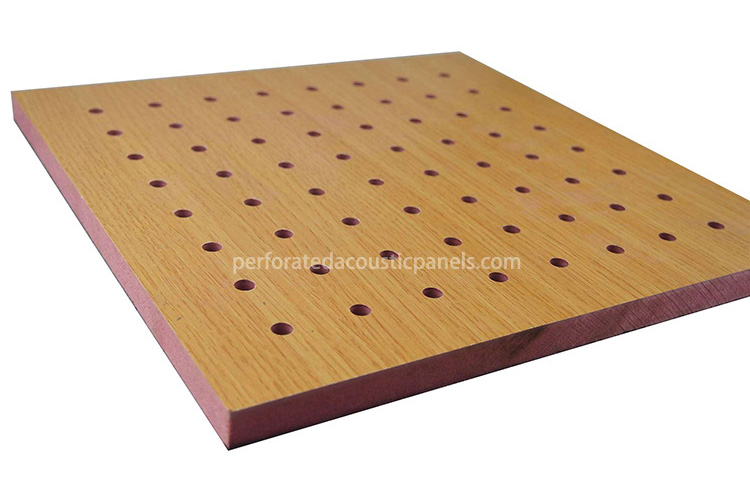 Wood Acoustical Panels Factory Grooved Wooden Panel Acoustical Wood Paneling
