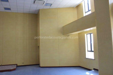 Wooden Acoustic Wall Panels Acoustic Wall Panel Installation MDF Acoustic Board